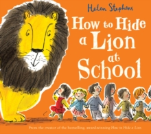 Image for How to hide a lion at school