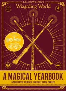 Image for J.K. Rowling's wizarding world: a magical yearbook.