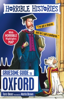 Image for Gruesome guide to Oxford