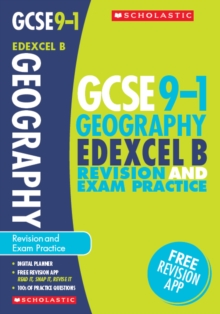 Image for Geography revision and exam practice book for Edexcel B