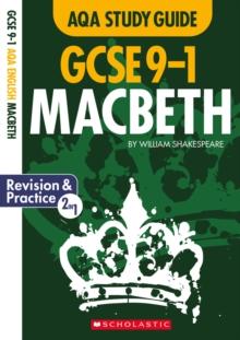 Image for Macbeth  : AQA English literature