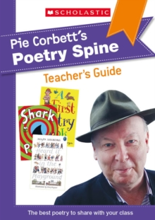 Image for Pie Corbett's poetry spine: Teacher's guide