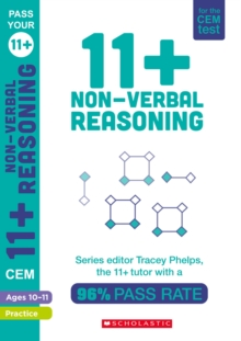 11+ Non-Verbal Reasoning Practice and Assessment for the CEM Test Ages 10-11