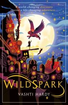 Image for Wildspark  : a ghost machine adventure