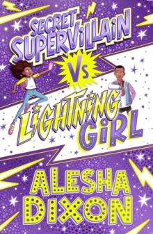 Image for Secret supervillain vs Lightning Girl