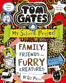 Image for Family, friends and furry creatures  : my school project