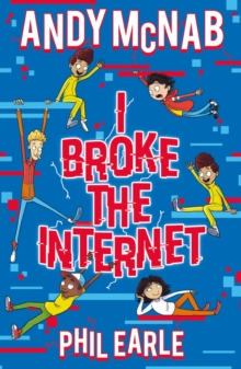Image for I broke the Internet