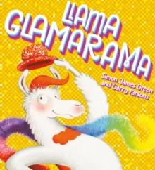 Llama Glamarama - Green, Simon James