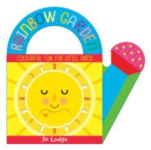 Image for Rainbow garden  : colourful fun for little ones!