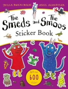 Image for The Smeds and the Smoos Sticker Book