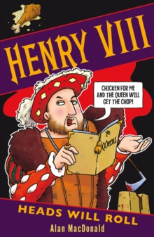 Image for Henry VIII  : heads will roll