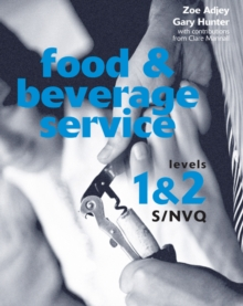 Image for Food and beverage service  : S/NVQ levels 1 & 2