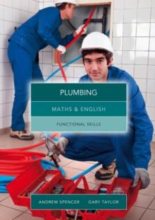 Image for Maths and English for Plumbing : Functional Skills