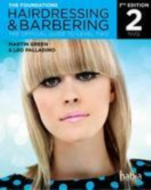 Image for Hairdressing and barbering: the foundations : the official guide to hairdressing and barbering NVQ at level 2.