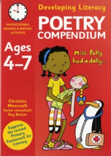 Image for Poetry compendium  : photocopiable teaching resources for literacy: Ages 4-7