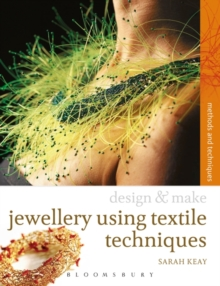 Image for Design & make jewellery using textile techniques