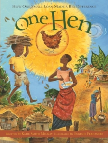 Image for One hen  : how one small loan made a big difference