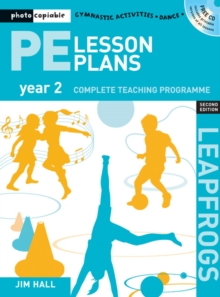 Image for PE lesson plans  : photocopiable gymnastics activities, dance, gamesYear 2