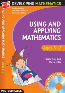Image for Using and applying mathematics: Ages 6-7