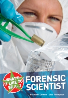 Image for What's it like to be a forensic scientist?