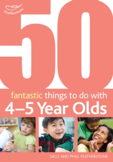 Image for 50 fantastic things to do with 4-5 year olds