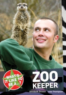 Image for What's it like to be a zoo keeper?