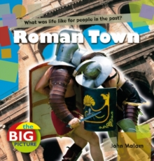 Image for Roman town  : what was life like for people in the past?
