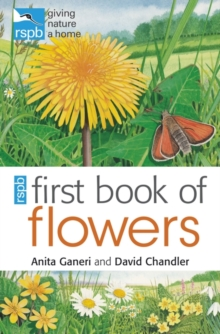 Image for RSPB first book of flowers