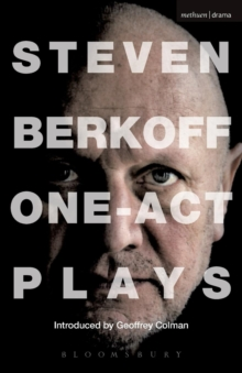 Image for Steven Berkoff - one-act plays