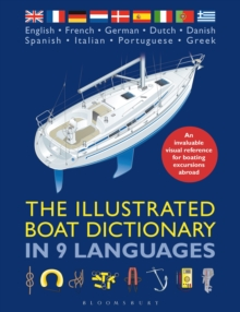 Image for The illustrated boat dictionary in 9 languages