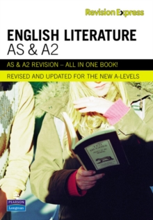 Image for English literature  : A-level study guide