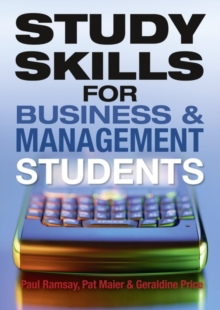 Image for Study skills for business and management students
