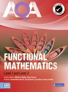 Image for AQA functional mathematics: Level 1 and level 2