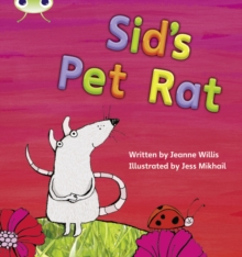 Bug Club Phonics Bug Set 04 Sid's Pet Rat