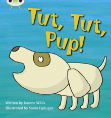 Image for Bug Club Phonics Fiction Reception Phase 2 Tut Tut Pup