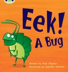 Image for Bug Club Phonics Fiction Reception Phase 3 Set 11 Eek! A Bug