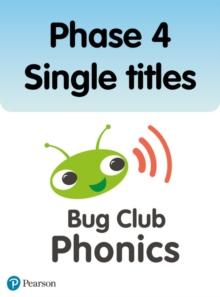 Image for Phonics Bug Phase 4 Single Titles