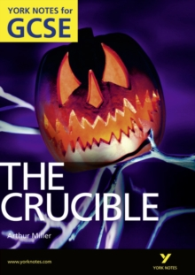 Image for The crucible, Arthur Miller