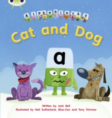 Image for Bug Club Phonics Fiction Reception Phase 2 Set 03 Alphablocks Cat and Dog