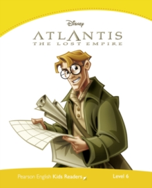 Image for Atlantis, the lost empire