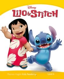 Level 6: Disney Lilo + Stitch