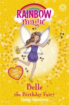 Image for Belle the birthday fairy