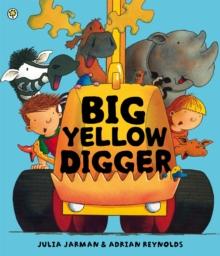 Image for Big yellow digger