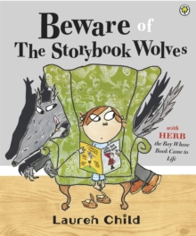 Image for Beware of the storybook wolves
