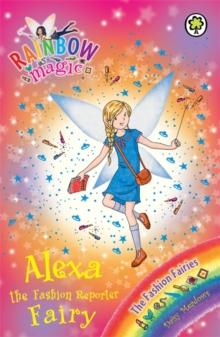 Image for Alexa the Fashion Reporter Fairy
