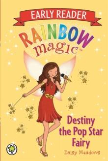 Image for Destiny the pop star fairy
