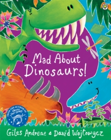 Mad about dinosaurs! - Andreae, Giles