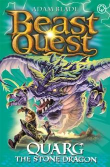 Image for Quarg the stone dragon
