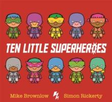Image for Ten little superheroes