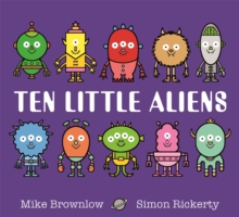 Image for Ten little aliens